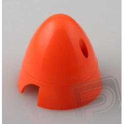 Fluor.kužel 57mm Oranžový Angl.