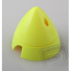 Fluor.kužel 63mm Žlutý Angl.