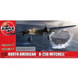 Airfix North American B25B Mitchell Doolittle Raid (1:72)