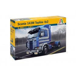Italeri SCANIA 143M TOPLINE 4x2 (1:24)