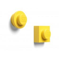 LEGO magnetky žluté (2)