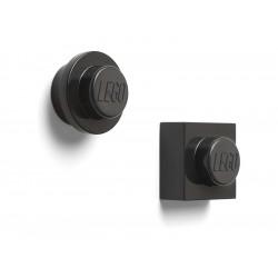 LEGO magnetky černé (2)