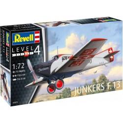 Revell Junkers F.13 (1:72)