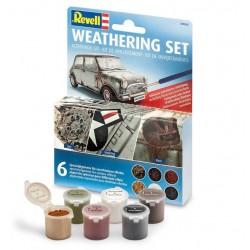 Weathering Set 39066 - sada pigmentů (6 druhů)