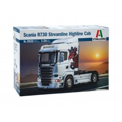 Italeri Scania R730 Streamline Highline Cab (1:24)
