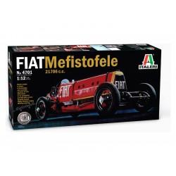 Italeri auto 4701 - FIAT MEFISTOFELE (1:12)