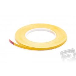 "SIG Superstripe 3,2mm (1/8"") samolepící páska - žlutá"