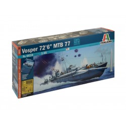 Italeri loď VOSPER 726 MTB 77 (1:35)
