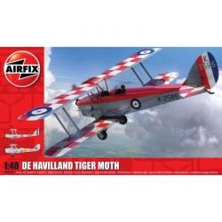 Airfix de Havilland D.H.82a Tiger Moth (1:48)