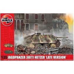 Airfix JagdPanzer 38 (t) pozdní verze (1:35)