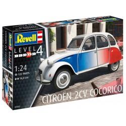 Revell Citroen 2 CV Cocorico (1:24)