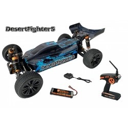 DesertFighter 5 Brushed Buggy 1:10 RTR
