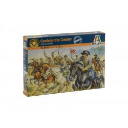 Italeri figurky - CONFEDERATE CAVALRY (AMERICAN CIVIL...