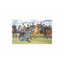 Italeri figurky - UNION CAVALRY (AMERICAN CIVIL WAR) (1:72)