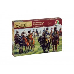 Italeri figurky - FRENCH IMPERIAL GENERAL STAFF (NAP....