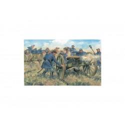 Italeri figurky - UNION ARTILLERY (AMERICAN CIVIL WAR)...