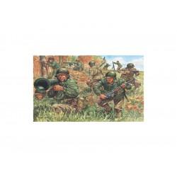 Italeri figurky - WWII - AMERICAN INFANTRY (1:72)