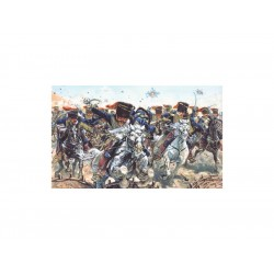 Italeri figurky - BRITISH HUSSARS (CRIMEAN WAR) (1:72)
