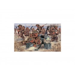 Italeri figurky - WWII - BRITISH INFANTRY (1:72)