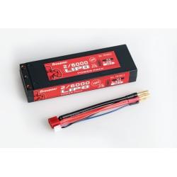 Power Pack Car LiPo2/6000 7,4V 150C/G5
