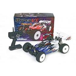 Hyper VS Elektro Buggy RTR modrý (HOBAO)