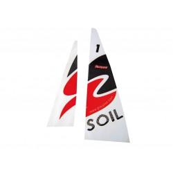 Náhradní plachta modelu Soil