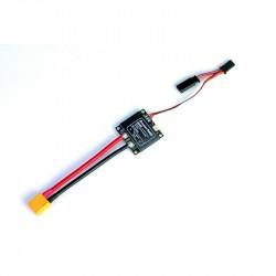 PDB s SBEC. napěťový-,proudový sensor +Telemetrie