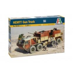 Italeri HEMTT Gun Truck (1:35)