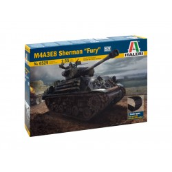 Italeri M4A3E8 SHERMAN (1:35)