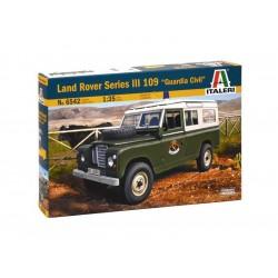 Italeri Land Rover III 109 Guardia Civil (1:35)
