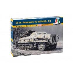 Italeri Panzerwerfer 42 auf Sd.Kfz. 4/1 (1:35)