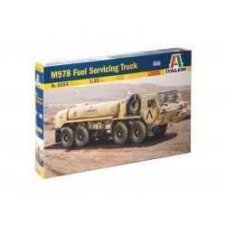Italeri Oshkosh M978 Fuel Servicing Truck (1:35)
