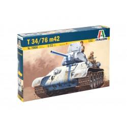 Italeri T34/76 m42 (1:72)