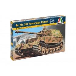 Italeri Sd. Kfz. 184 Panzerjager Elefant (1:72)