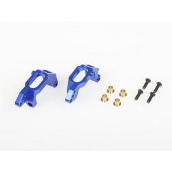 Závěs předního kola - ALU (modrý) 2ks (102010)