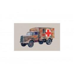 Italeri vozidlo Kfz. 305 Ambulance (1:72)