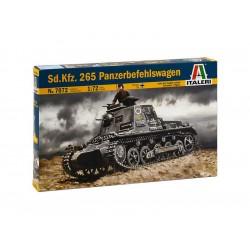 Italeri Krupp Sd. kfz. 265 Panzerbefehlswagen (1:72)