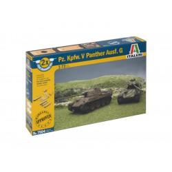 Italeri Easy Kit - Pz.Kpfw.V PANTHER Ausf.G (1:72)