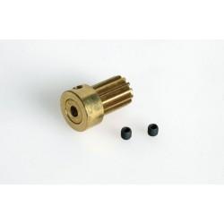 Flex-koncovka 12mm pro průměr hřídele 2,3mm