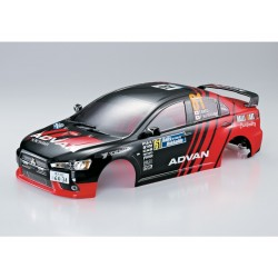 Killerbody karosérie 1:10 Lancer EVO X Rally