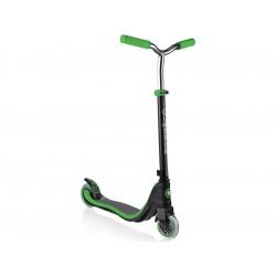 Globber - Koloběžka Flow 125 Black / Neon Green