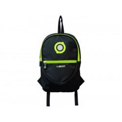 Globber - Junior batoh Black / Lime Green