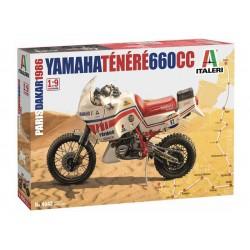 Italeri Yamaha Tenere 660 cc Paris Dakar 1986 (1:9)