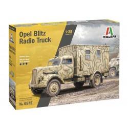 Italeri Opel Blitz rádiový vůz (1:35)