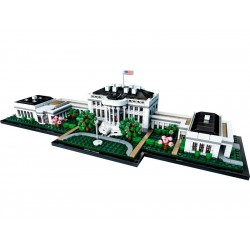 LEGO Architecture - Bílý dům