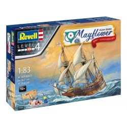 Revell Mayflower 400th Anniversary (1:83) (giftset)