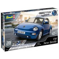 Revell EasyClick Volkswagen New Beetle (1:24) (sada)