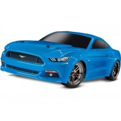 Traxxas Ford Mustang 1:10 RTR Grabber modrý