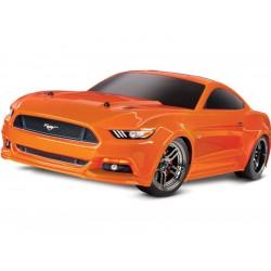 Traxxas Ford Mustang 1:10 RTR oranžový