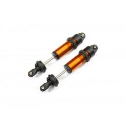 Traxxas tlumič GT-Maxx oranžový (2)